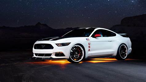 Ford Mustang Hd Wallpaper