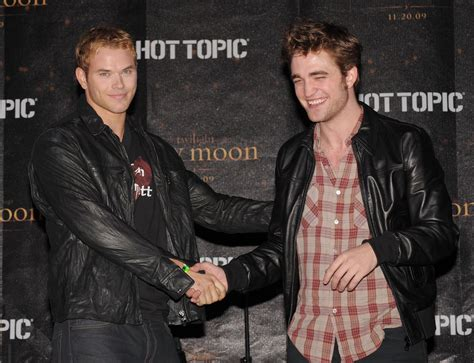 'Twilight' Star Says He Probably Won't Attend Robert ...