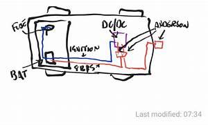 Alternator Wiring Diagram Rear Shut Off