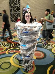 Put Down Your Crafting Supplies, Someone Has Cosplayed As ...