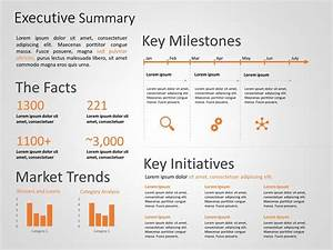 Executive Summary Powerpoint Template 24