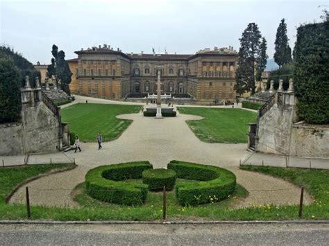 Il Palazzo Pitti Dal Giardino Di Boboli  Picture Of