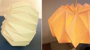 Como fazer luminária de papel - Mania de Decoração
