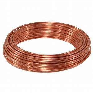 50 Ft  20-gauge Copper Hobby Wire-50162