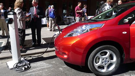 Yes, You Can Rent Electric Cars