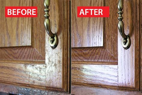How To Clean Kitchen Cupboards by How To Clean Grease From Kitchen Cabinet Doors Hunker