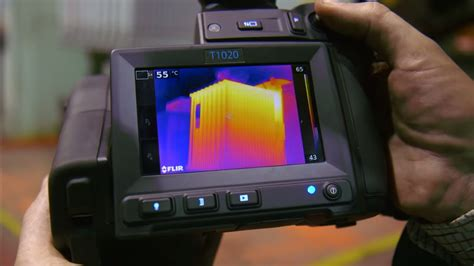 Flir T1020 Hd Thermal Camera With Viewfinder