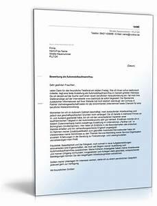Anschreiben bewerbung automobilkaufmann muster zum download for Automobilkaufmann anschreiben