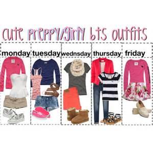 preppy clothes preppy girly bts ideas polyvore