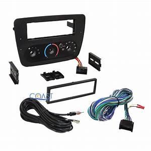 Car Radio Stereo Dash Kit Bezel Harness For 2000