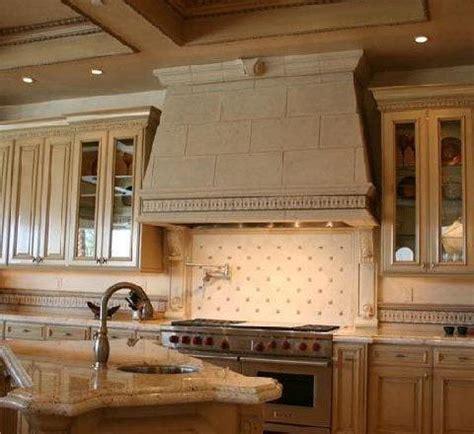 Kitchen Hoods   California Cast Stone Manufacturer