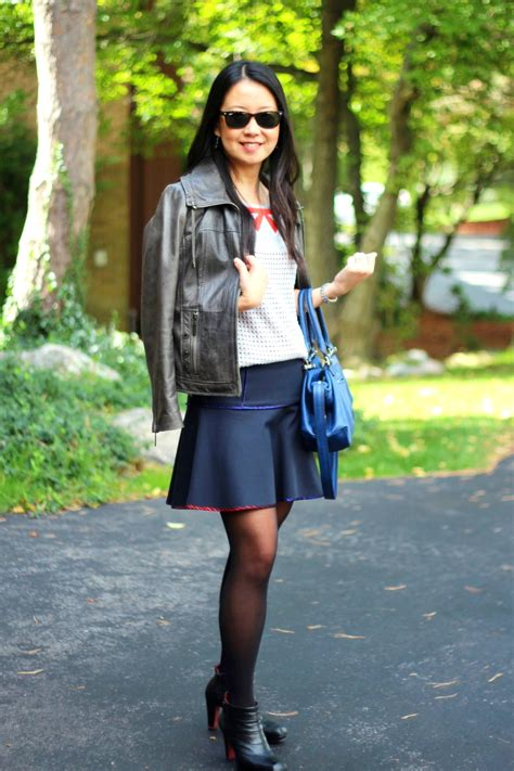 Outfit Highlight The 40-Year-Old School Girl? - My Rose ...