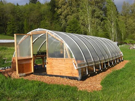 simple greenhouse plans fiddlehead farm greenhouses