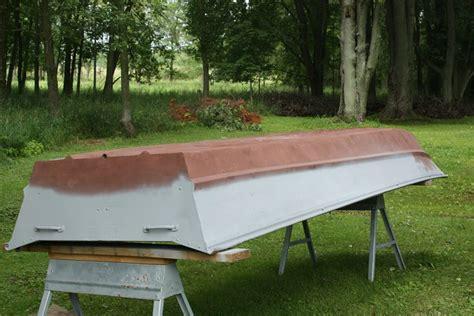 Boat Leaks Around Plug by 1966 Monark Jon Boat Pontoon Forum Gt Get Help With Your