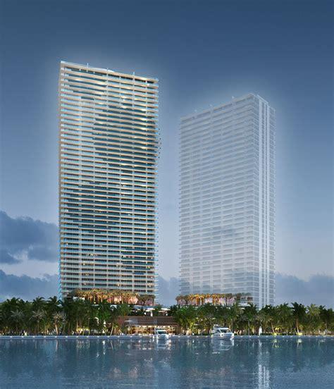 Granparaiso Residential Tower In Miami Extravaganzi
