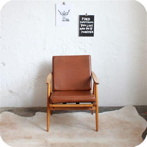 fauteuil thonet style scandinave mod 232 le boomerang