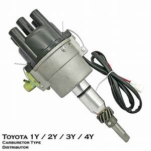 Electronic Distributor For Toyota Hilux Hiace 4runner