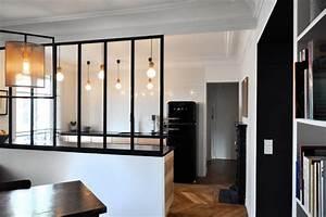 Veranda Verriere : r union de 2 appartements contemporain v randa et ~ Melissatoandfro.com Idées de Décoration