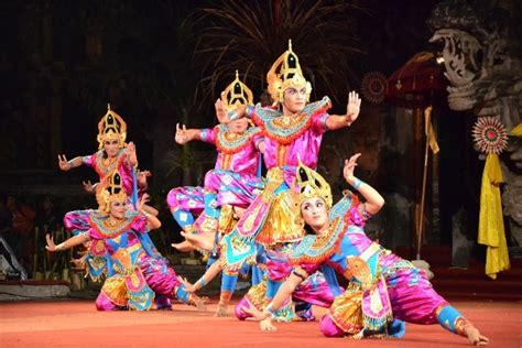 bali arts festival  top indonesia holidays