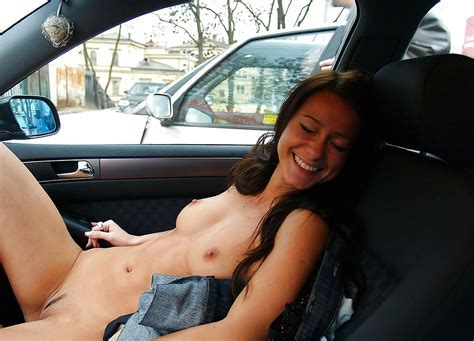 Amateur Girls Flashing Boobs In Cars Sexy Girls Cars