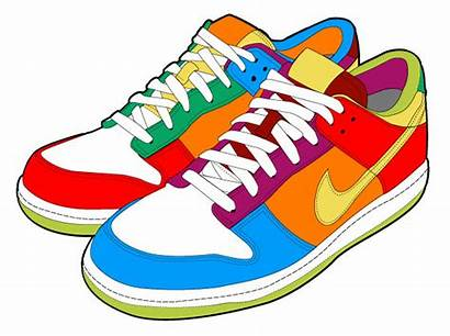 Nike Clip Shoe Clipart Shoes Running Sneakers