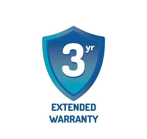 3 Year Extended Warranty   2breathe