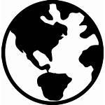 Icon Website Web Globe Icons Transparent Internet