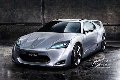 News 2011 Toyota Supra Concept With