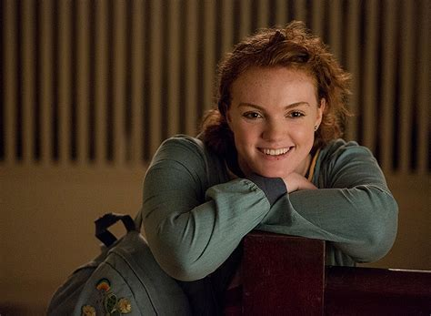 shannon purser netflix sierra burgess is a loser star shannon purser on