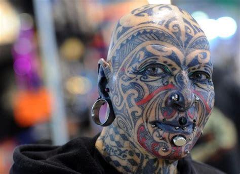 fuck yeah head tattoos   skulls