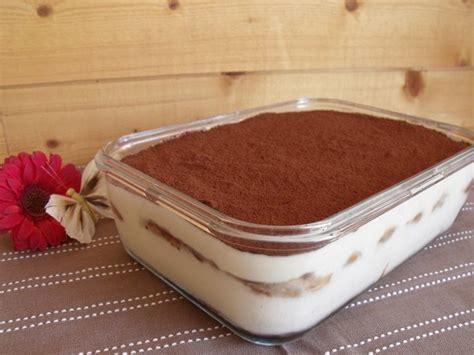 cuisiner avec tupperware tiramisu au chocolat recette tupperware recette ptitchef