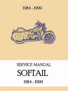 1991 Harley Davidson Softail Service Repair Manual