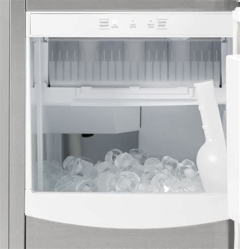 ge  panel ready ice maker uccnjii