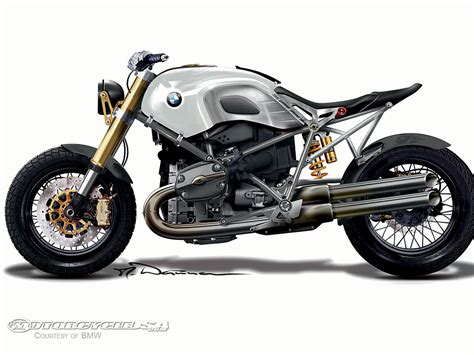 Bmw Concept Bike by 2009 Bmw Concept Lo Rider Photos Motorcycle Usa