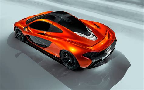 Mclaren P1 Supercar First Look