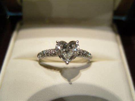 Cute Jewelry Beautiful Ring Luxury Heart Expensive Diamond