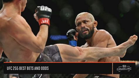 Best Bets and Predictions for UFC 255 - Sports Illustrated