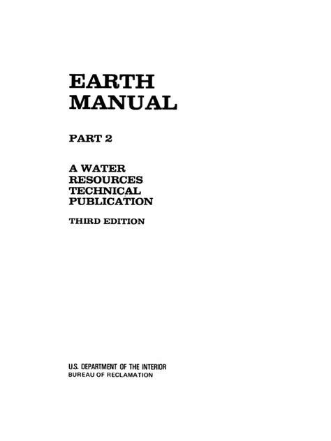 Manual Earth Tomo 2 USGov