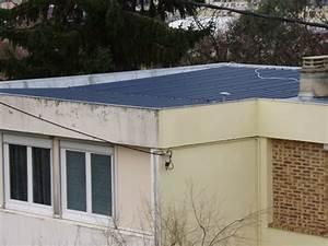 toit terrasse le faire en tole 10 messages With faire un toit terrasse