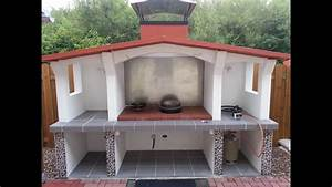Grillecke Selber Bauen : grill selber gebaut 2 1 youtube ~ A.2002-acura-tl-radio.info Haus und Dekorationen