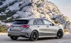 Mercedes Benz Classe S Berline : la nouvelle mercedes benz classe a 2019 d voil e par mercedes benz ~ Maxctalentgroup.com Avis de Voitures