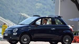 Fiat 500 Bleu Marine : fiat lance la s rie sp ciale 500 riva actu auto france ~ Medecine-chirurgie-esthetiques.com Avis de Voitures