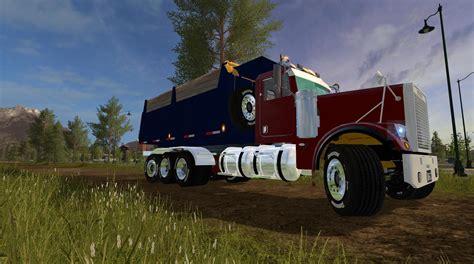 Car And Dump Truck by Dump 187 Gamesmods Net Fs17 Cnc Fs15 Ets 2 Mods