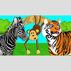 Simple Learning Zoo Animals Learn About Animals At The Zoo Preschool Toddlers Kindergarten Youtube