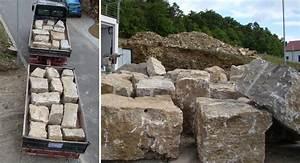Große Steine Für Garten : hausbau erfahrungen steine ein fertighaus entsteht bauen umziehen einrichten wohnen ~ Sanjose-hotels-ca.com Haus und Dekorationen