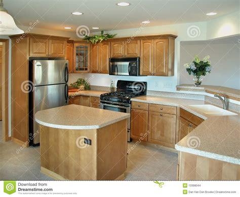 photos de belles cuisines modernes cuisine moderne photo stock image du maison étage