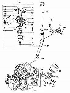 Snapper Eh18v 6 5 Hp 4 Cycle Ohv Robin Engine Parts Diagram For Fuel And Lubricant  Part Ii