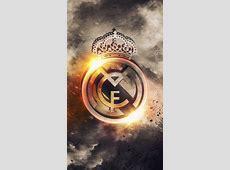 Real Madrid HD Logo Wallpaper by Kerimov23 on DeviantArt