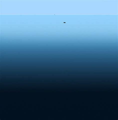 Infographics — How Deep Is The Ocean?