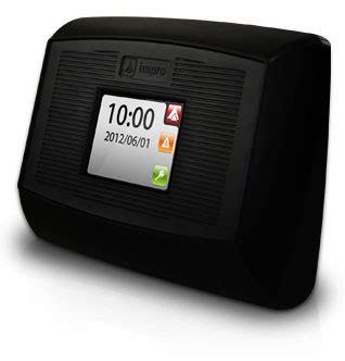 Impro GB/ISC921 2 door system controller touchscreen